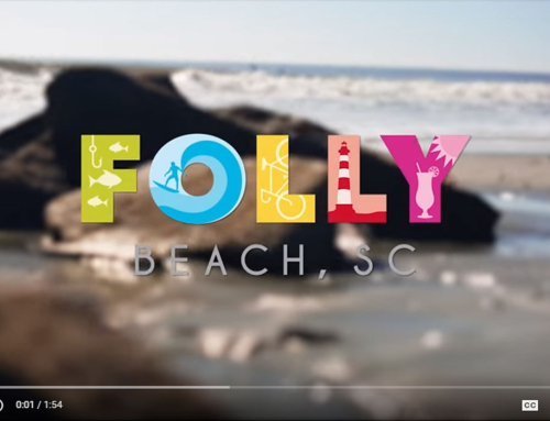 This is Folly Beach